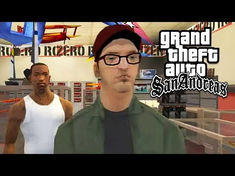 HARDEST MISSION EVER!! (GTA San Andreas)