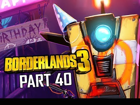 SADDEST MISSION =( - BORDERLANDS 3 Walkthrough Gameplay Part 40 (Let's Play Commentary)