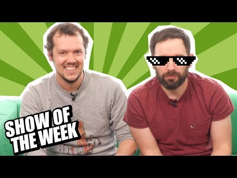 Modern Warfare! Unlikely Facial Hair! in Show of the Week