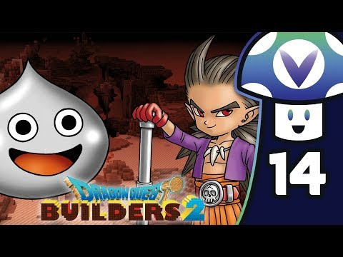 [Vinesauce] Vinny - Dragon Quest Builders 2 (PART 14)