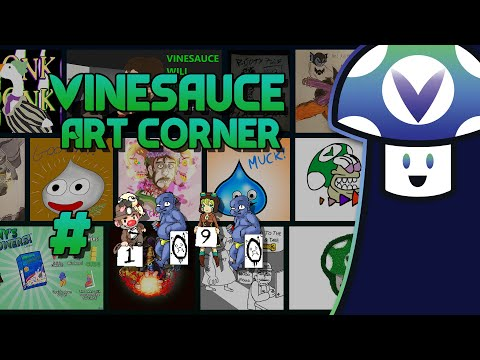 [Vinebooru] Vinny - Vinesauce Art Corner #1090