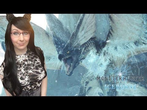 Stop Shrieking! - Shrieking Legiana Hunt - Monster Hunter World Iceborne Gameplay