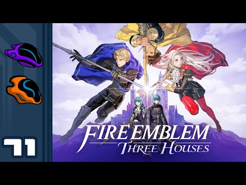 Let's Play Fire Emblem: Three Houses - Part 71 - Lorenz Has No Game