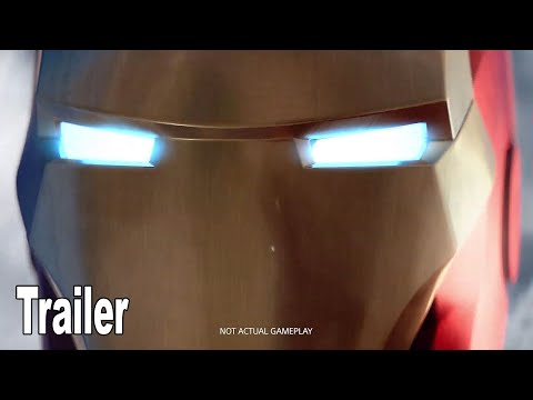 Marvel's Iron Man VR - Story Trailer NYCC 2019 [HD 1080P]