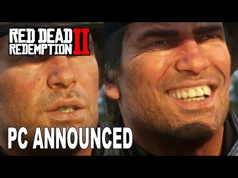 Red Dead Redemption 2 Announced for the PC, Finally
