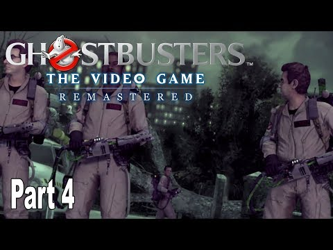 Ghostbusters: The Video Game Remastered - Gameplay Walkthrough Part 4 No Commentary [HD 1080P]