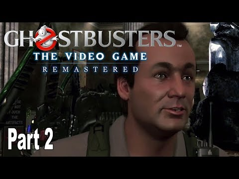 Ghostbusters: The Video Game Remastered - Gameplay Walkthrough Part 2 No Commentary [HD 1080P]