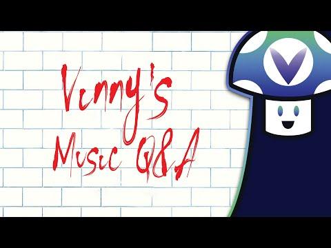 [Vinetalk] Vinny - Music Q&A