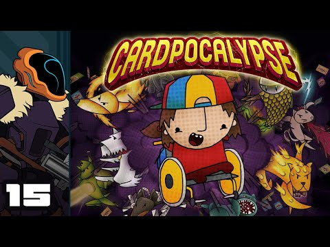 Let's Play Cardpocalypse - PC Gameplay Part 15 - Rigging The Rules