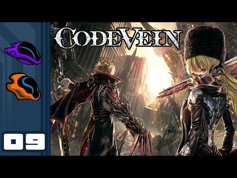 Let's Play Code Vein [Co-Op] - PC Gameplay Part 9 - Loredump