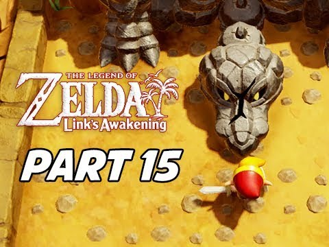 The Legend of Zelda Link's Awakening Walkthrough Gameplay Part 15
