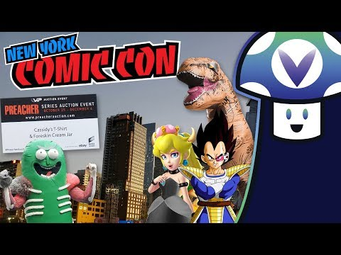 [Vinesauce] Vinny - New York Comic Con 2019: Video, Pics & Stories