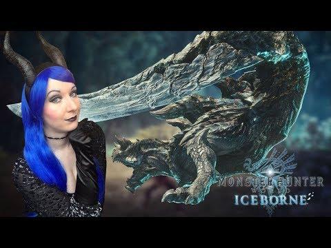 Switch Axe Challenge! - Acidic Glavenus Hunt - Monster Hunter World Iceborne Gameplay