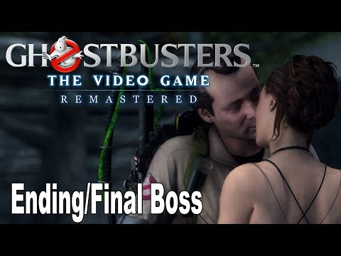 Ghostbusters: The Video Game Remastered - Ending and Final Boss [HD 1080P]