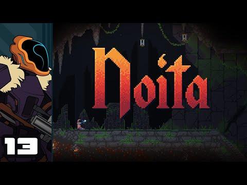 Let's Play Noita - PC Gameplay Part 13 - Spellforging