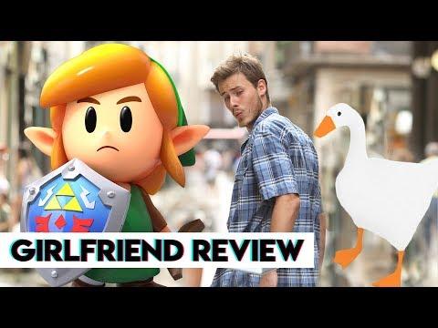 Should Your Boyfriend Play Legend of Goose: Link's Ahonkening?