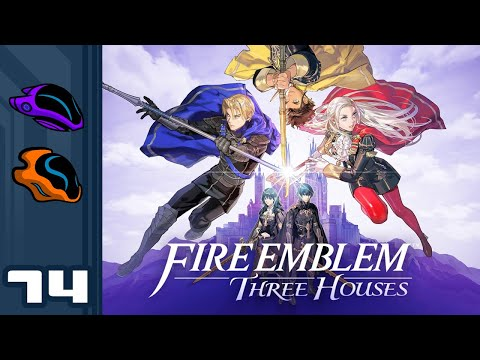 Let's Play Fire Emblem: Three Houses - Part 74 - Friendship Overwhelming