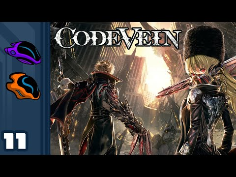 Let's Play Code Vein [Co-Op] - PC Gameplay Part 11 - Guided Tour