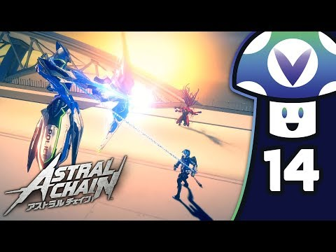 [Vinesauce] Vinny - Astral Chain (PART 14 Finale)