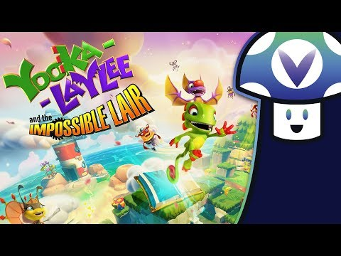 [Vinesauce] Vinny - Yooka-Laylee and the Impossible Lair