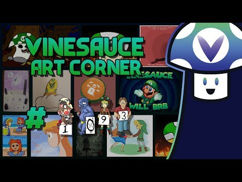 [Vinebooru] Vinny - Vinesauce Art Corner #1093