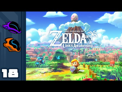 Let's Play The Legend of Zelda: Link's Awakening - Switch Gameplay Part 18 - Activate The Shelldar!