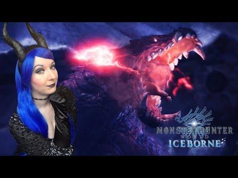 He's So Jumpy! - Ebony Odogaron Hunt - Monster Hunter World Iceborne Gameplay