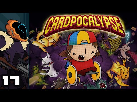Let's Play Cardpocalypse - PC Gameplay Part 17 - New Rule: I Win