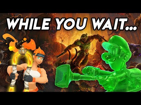 Doom Eternal Delayed: What To Do While You Wait (DIY Gooigi & Ring-Con Training)