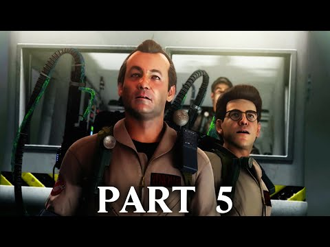 GHOSTBUSTERS THE VIDEO GAME REMASTERED Gameplay Walkthrough Part 5 - SHANDOR ISLAND