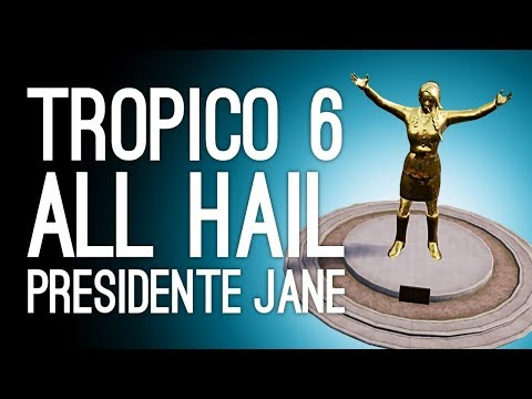 Tropico 6 Xbox One Gameplay: ALL HAIL PRESIDENTE JANE! (Let's Play Tropico 6 Episode 1)
