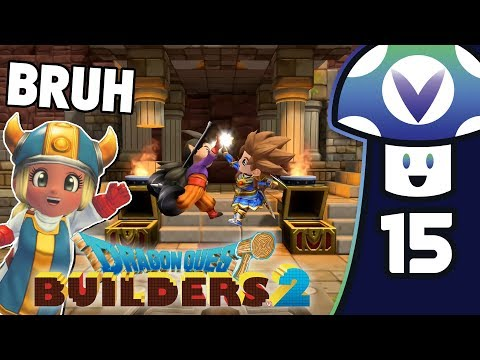 [Vinesauce] Vinny - Dragon Quest Builders 2 (PART 15 Finale)