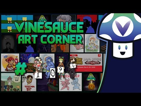 [Vinebooru] Vinny - Vinesauce Art Corner #1094