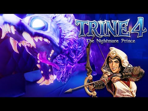 Trine 4: The Nightmare Prince Gameplay First Levels