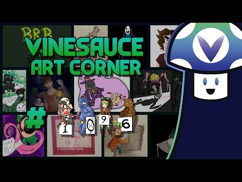 [Vinebooru] Vinny - Vinesauce Art Corner #1096