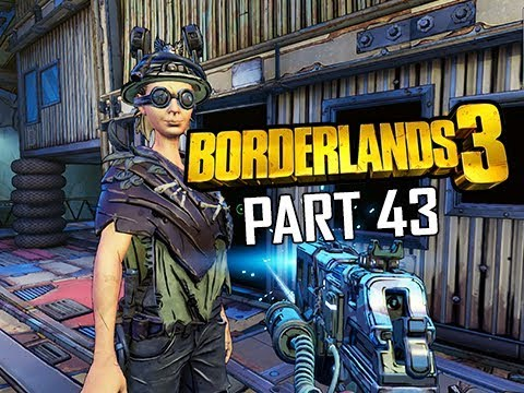BORDERLANDS 3 Walkthrough Gameplay Part 43 - Ma and Pa (Let's Play Commentary)