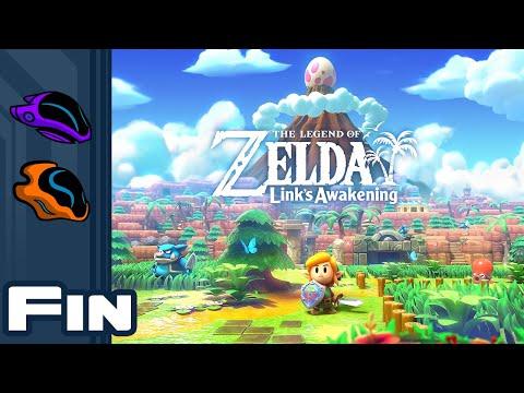 Let's Play The Legend of Zelda: Link's Awakening - Switch Gameplay Part 21 - Link's Awakening