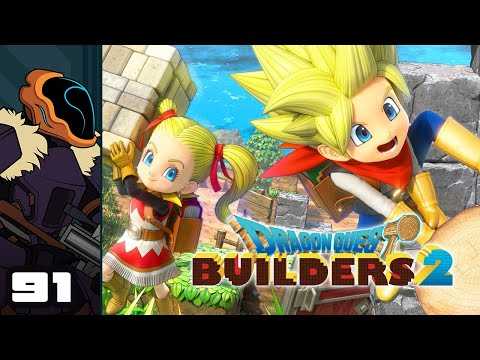 Let's Play Dragon Quest Builders 2 - PS4 Gameplay Part 91 - Ooooh Banabra!