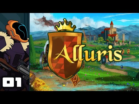 Let's Play Alluris - PC Gameplay Part 1 - Choose Your Own Misadventure
