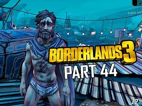 BORDERLANDS 3 Walkthrough Gameplay Part 44 - Angels & Demons (Let's Play Commentary)