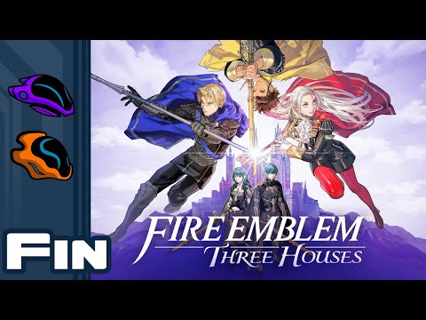 Let's Play Fire Emblem: Three Houses - Part 79 - Finale - I Want Your Asparagus