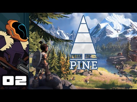 Let's Play Pine - PC Gameplay Part 2 - Best Friend