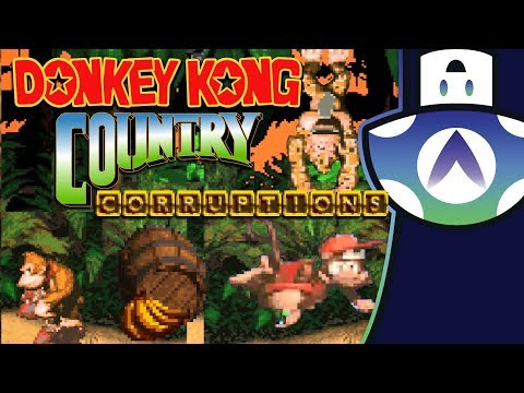 [Vinesauce] Vinny - Donkey Kong Country Corruptions