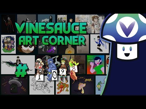 [Vinebooru] Vinny - Vinesauce Art Corner #1098