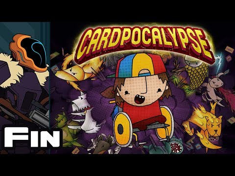 Let's Play Cardpocalypse - PC Gameplay Part 23 - Finale - Utterly Broken