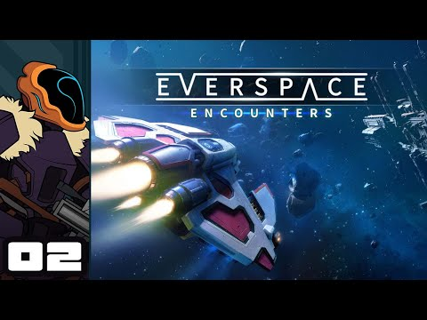 Let's Play Everspace: Encounters - PC Gameplay Part 2 - Blast From The Past