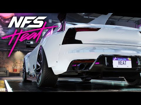 NEED FOR SPEED HEAT RAW GAMEPLAY - Polestar 1 Customization & Police Chase (No Commentary)