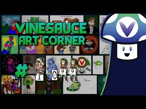 [Vinebooru] Vinny - Vinesauce Art Corner #1099
