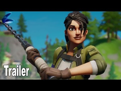 Fortnite - Chapter 2: Season 1 Gameplay Trailer [HD 1080P]