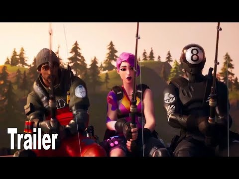 Fortnite - Chapter 2: Season 1 Cinematic Reveal Story Trailer [HD 1080P]